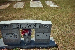 Brown Family Grave